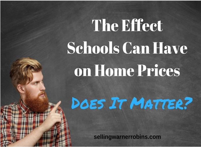 How Schools Impact Home Prices