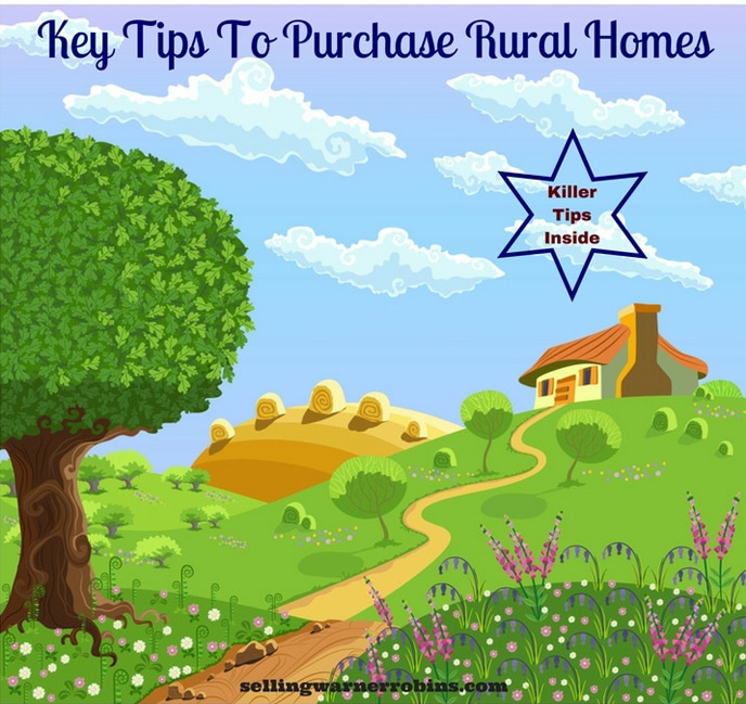 Key Tips To Purchase Rural Homes
