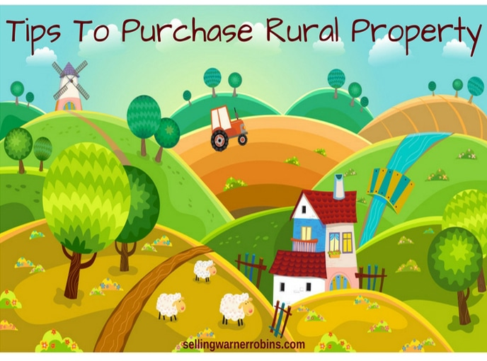 Tips To Purchase Rural Property