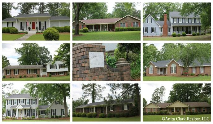 Cherokee Estates Subdivision in Perry GA 31069