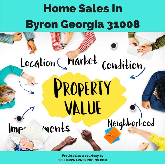 Home Sales In Byron Georgia 31008
