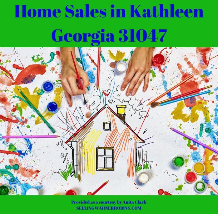 Home Sales in Kathleen Georgia 31047