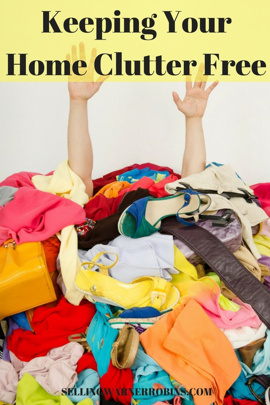 Tips To Keep Your Home Clutter Free