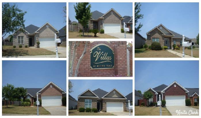 The Villas In Autumn Trace at Eagle Springs Subdivision in Centerville GA 31028