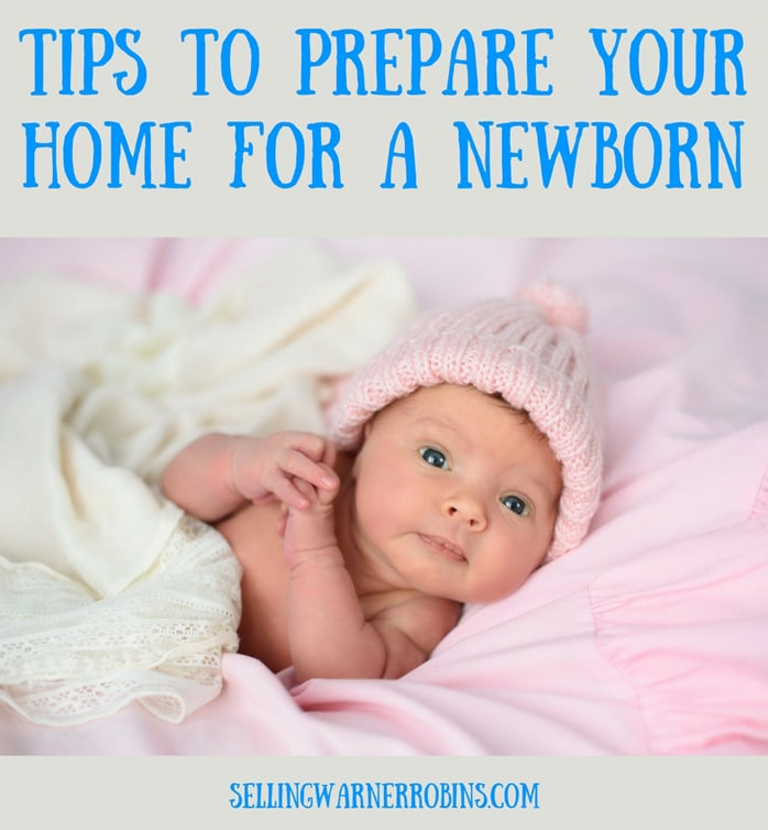 Tips To Prepare Your Home For A Newborn