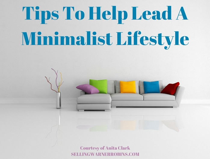 Tips To Help Lead A Minimalist Lifestyle