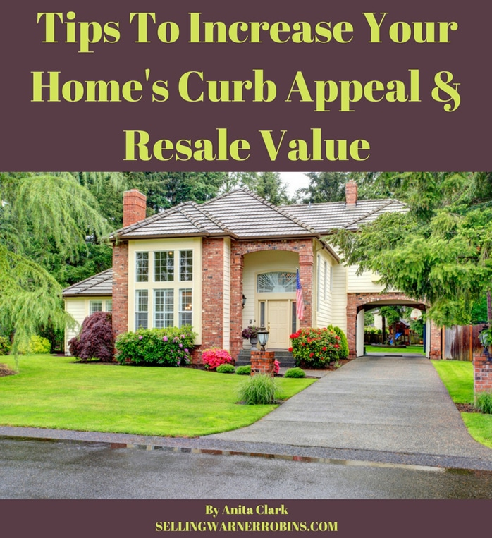 Tips To Increase Your Home's Curb Appeal and Resale Value