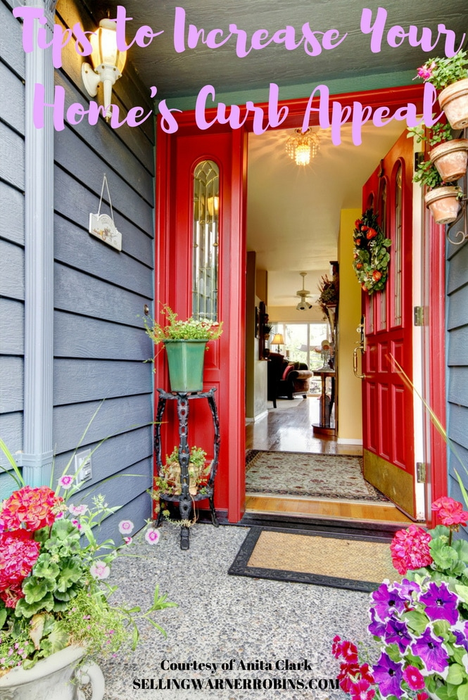Increase Your Home's Curb Appeal and Resale Value