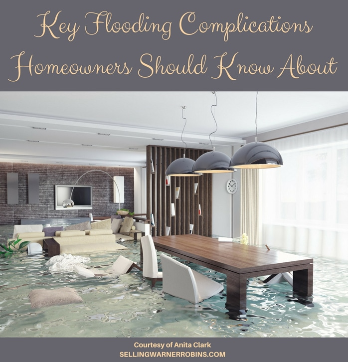 Key Flooding Complications Homeowners Should Know About