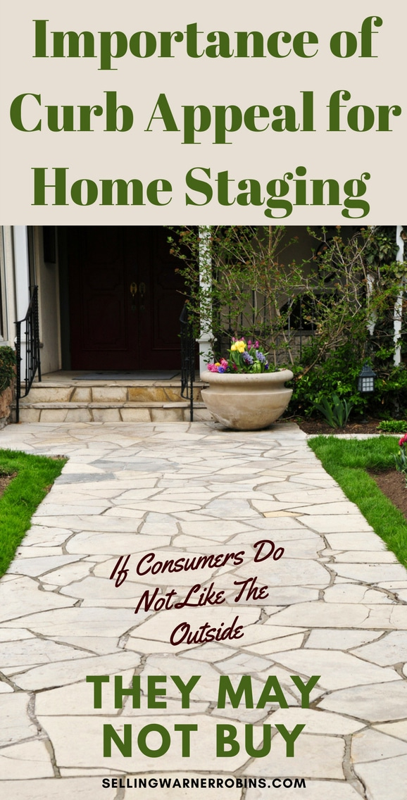 The Importance of Curb Appeal for Staging a Home