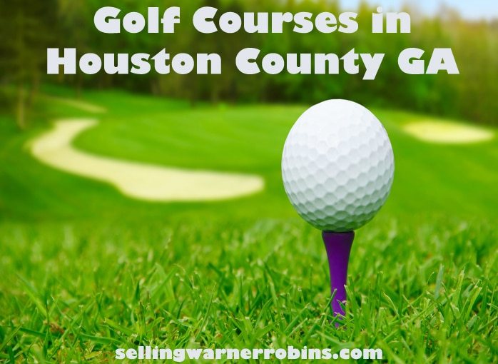 Golf Courses in Houston County GA