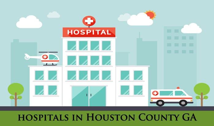 Hospitals in Houston County GA
