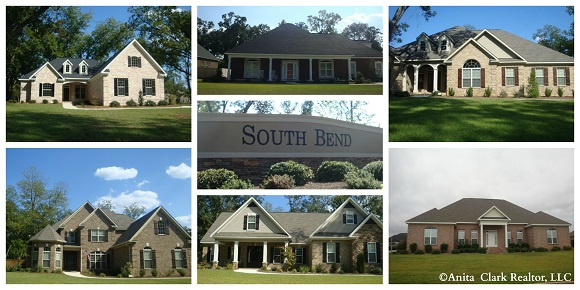 South Bend Subdivision in Bonaire GA 31005