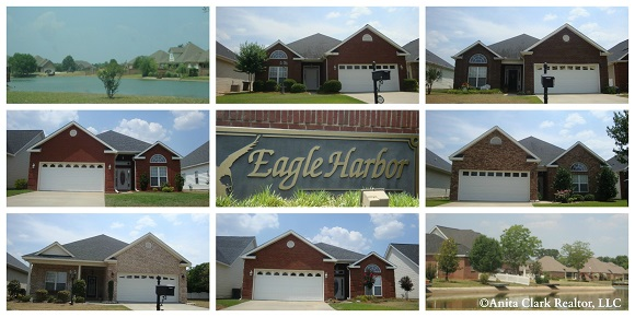 Eagle Harbor at Eagle Springs Subdivision in Centerville GA 31028