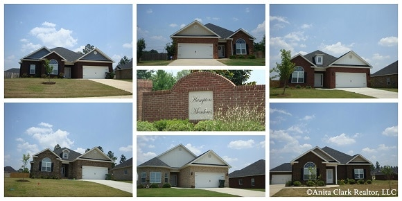 Hampton Meadows Subdivision in Bonaire GA 31005