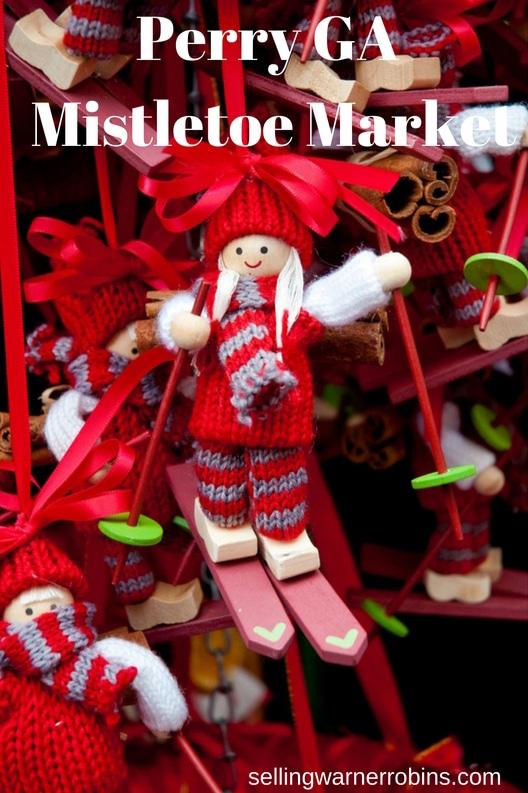 Perry GA Mistletoe Market