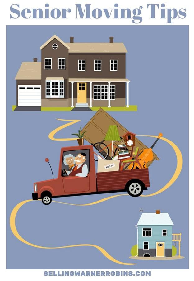 Senior Moving Tips