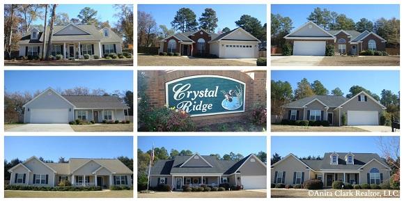 Crystal Ridge Subdivision in Byron GA 31008