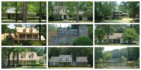 Lea Glen Subdivision in Perry GA 31069