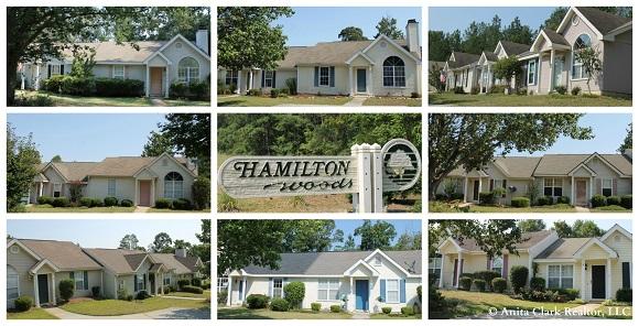 Hamilton Woods Subdivision in Warner Robins GA 31088