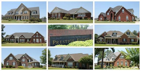 Prestige Estates Subdivision in Warner Robins GA 31088