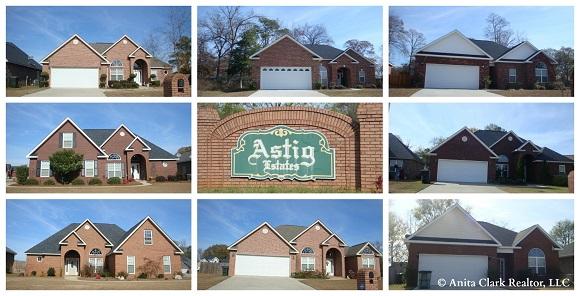 Astig Estates Subdivision in Centerville GA 31028