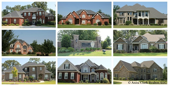 The Overlook Subdivision in Warner Robins GA 31093