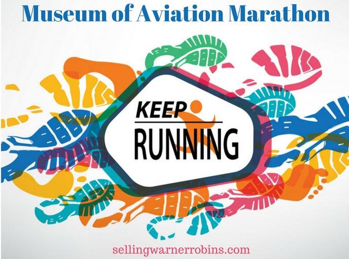 The Museum of Aviation Marathon