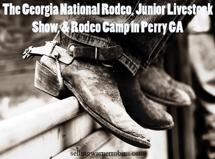 The Georgia National Rodeo in Perry GA