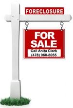 Foreclosures in Warner Robins GA in August 2014
