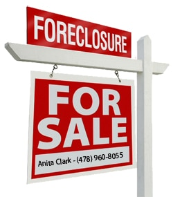 Foreclosures in Perry GA in August 2014