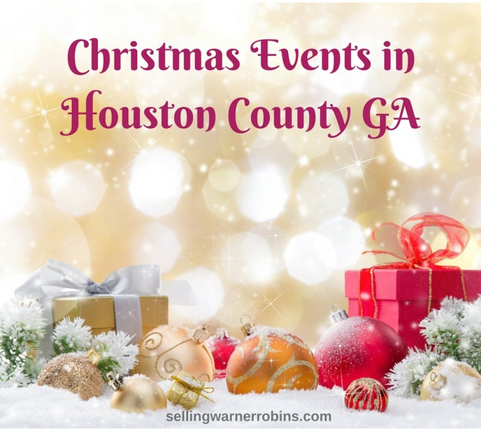 Christmas Events in Houston County GA