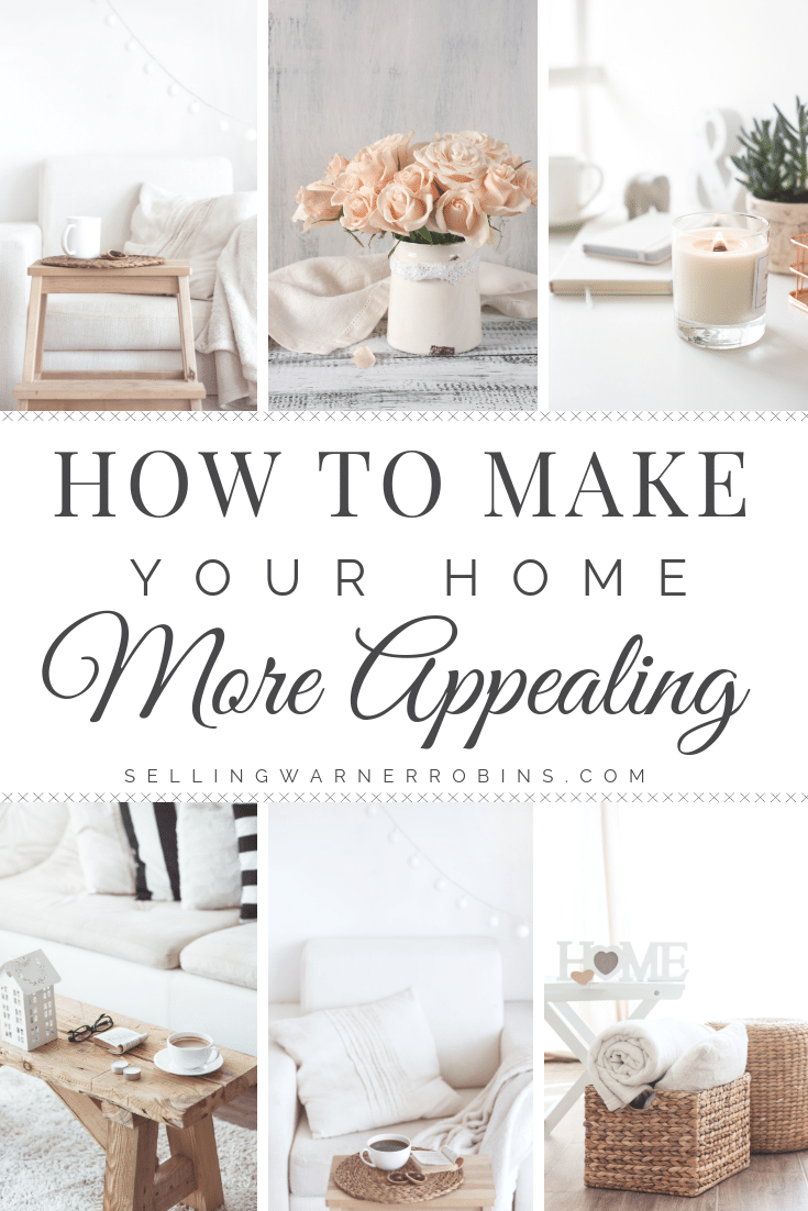 Tips to Making Your Home Appealing