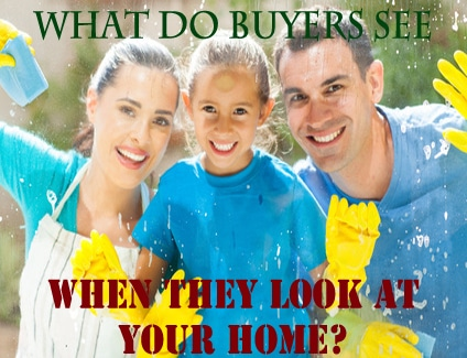 What Do Buyers See When They Look At Your Home