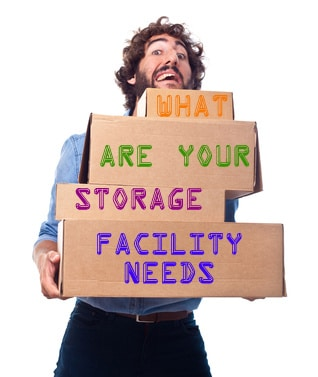 What are Your Storage Facility Needs