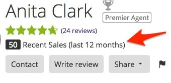 Anita Clark Zillow Profile