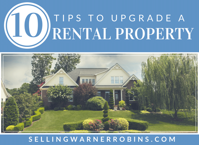 Ways Renters Can Upgrade Their Rental Property