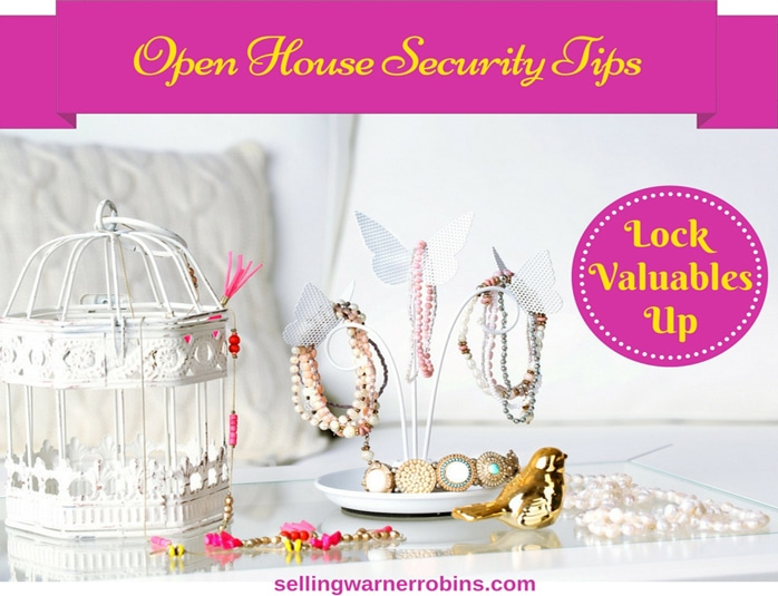 Open House Security Tips