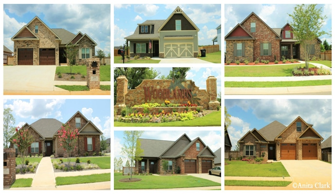 The Woodlands Subdivision in Kathleen GA 31047