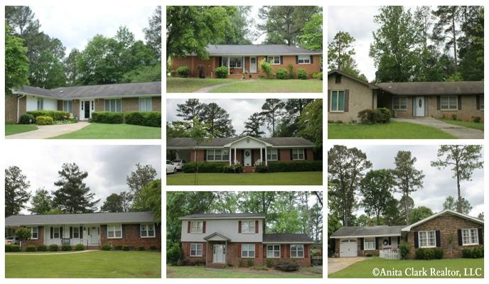 Country Club Estates Subdivision in Perry GA 31069