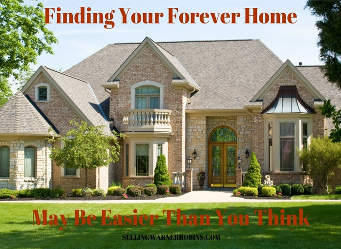 How To Find Your Forever Home