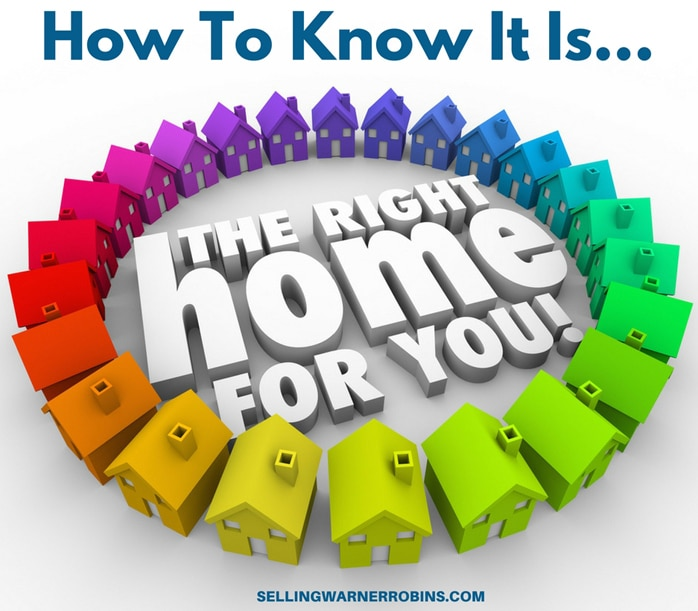 Tips To Make Sure It Is The Right Home For You