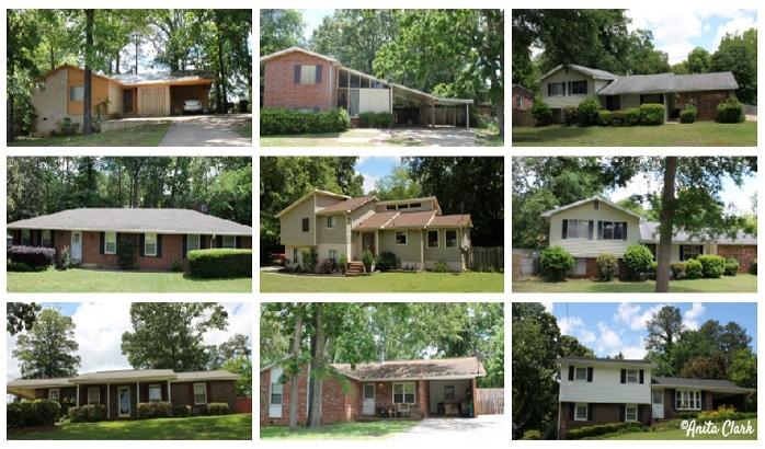 Hill and Dale Estates Subdivision in Warner Robins GA 31088