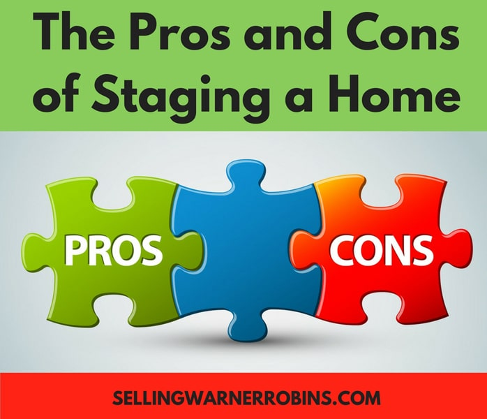 The Pros and Cons of Staging a Home