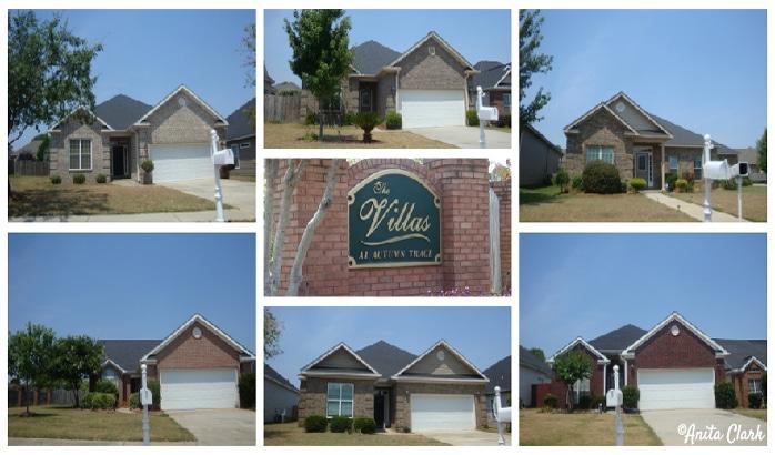 The Villas In Autumn Trace at Eagle Springs Subdivision in Centerville GA 31028