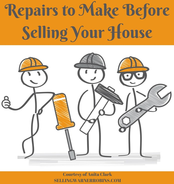 Repairs to Make Before Selling Your House