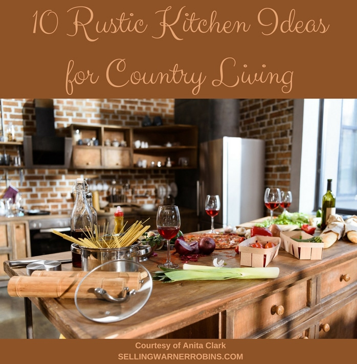 10 Rustic Kitchen Ideas for Country Living