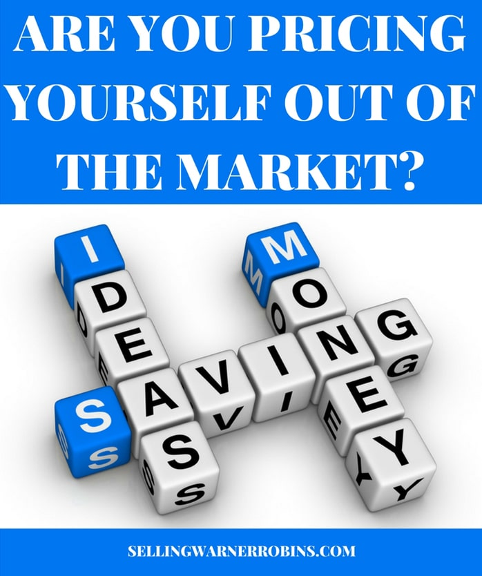 Are You Pricing Yourself Out Of The Market