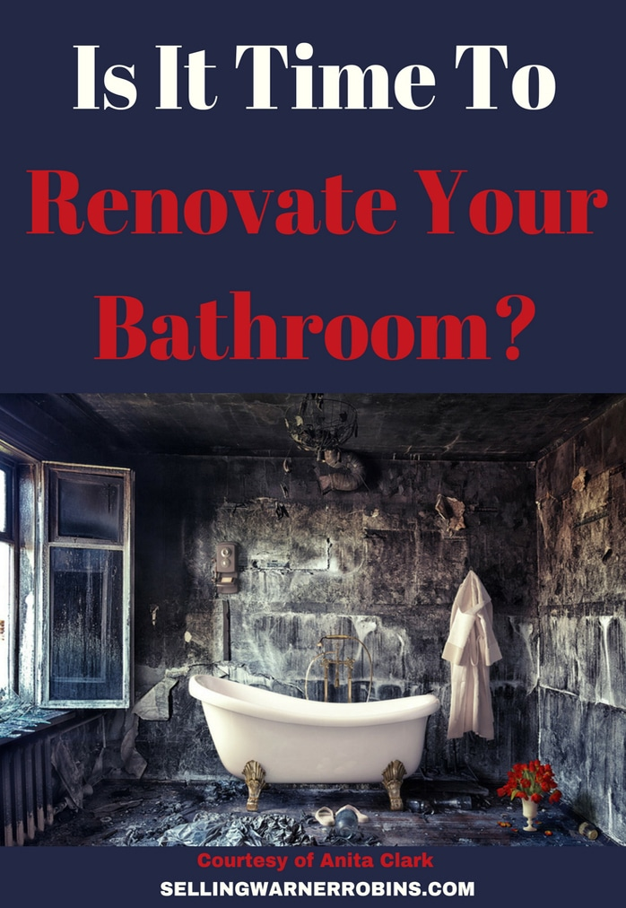 Is It Time To Renovate Your Bathroom