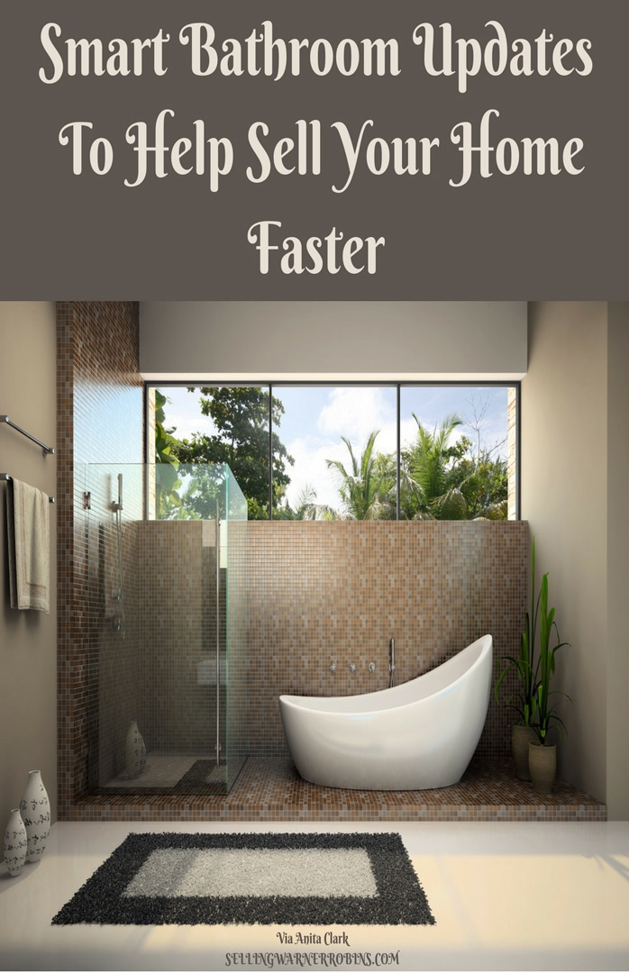 Smart Bathroom Updates To Sell Your Home Faster
